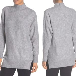 M Magaschoni Mock Neck  Sweater